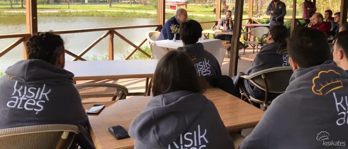 Erkan Kıyıcıoğlu İle Kısık Ateş Şef Sohbetleri - Akdeniz Üniversitesi