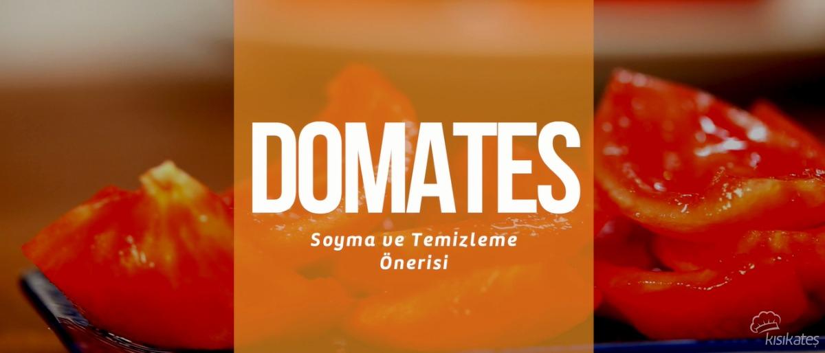 Domates Soyma ve Doğrama Önerisi