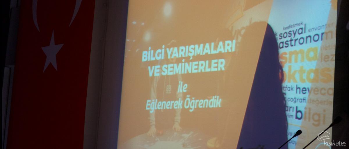 Kısık Ateş Bilgi Yarışması İzmir Katip Çelebi Üniversitesinde!