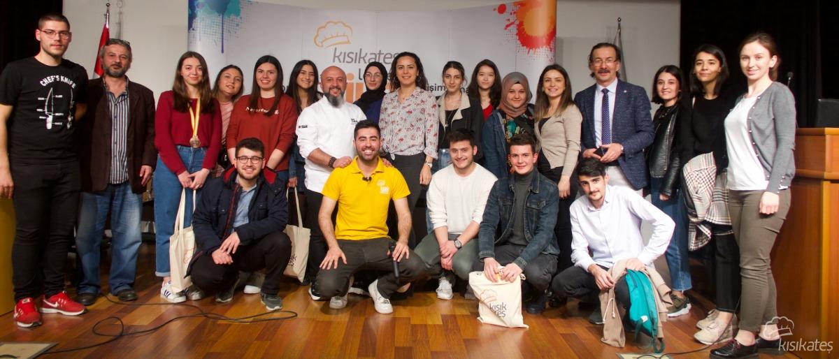 Kısık Ateş Bilgi Yarışması İstanbul Aydın Üniversitesinde!