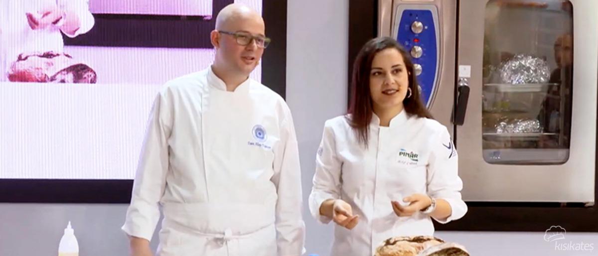 İstanbul Aydın Üniversitesi Osmanlı Mutfağı Sunumu İle Sirha 2018'de