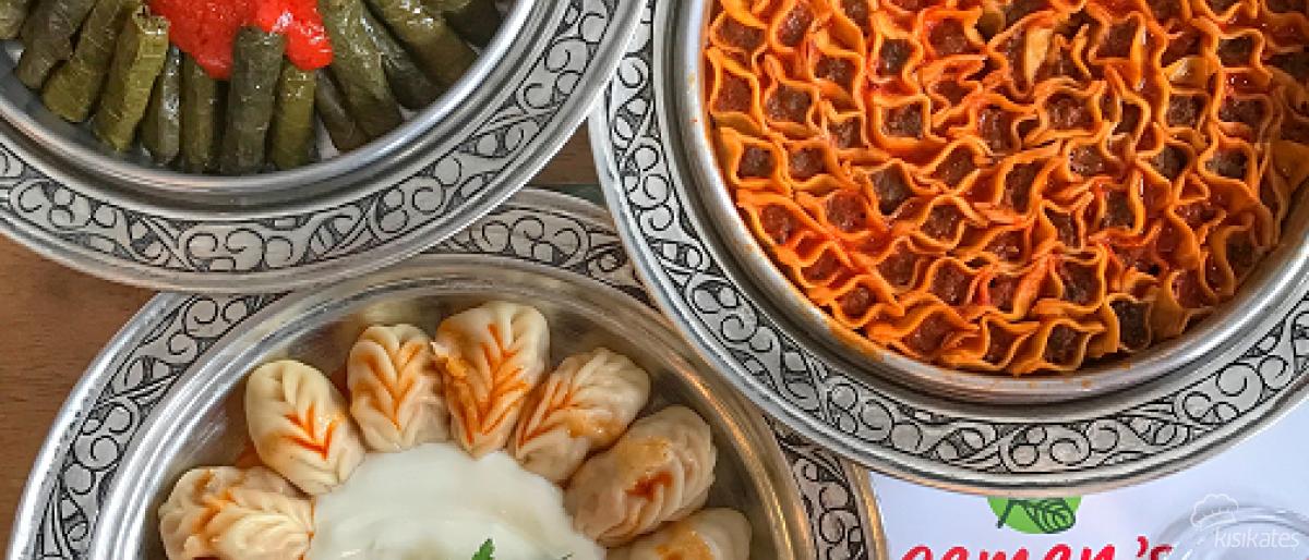 Çemen's Gurme ve Mutfak - Kayseri
