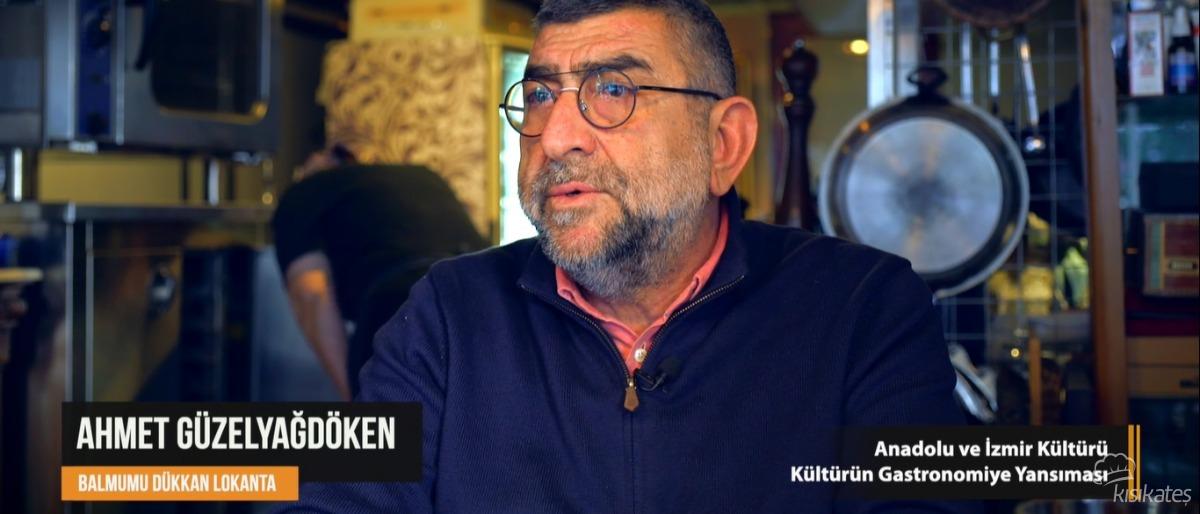 Anadolu ve İzmir Kültürünün Gastronomiye Yansıması - Ahmet Güzelyağdöken