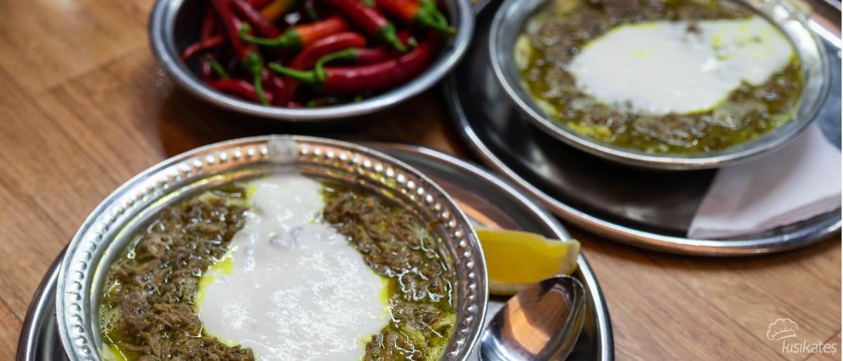 Gül Tirit Çorba - Şanlıurfa