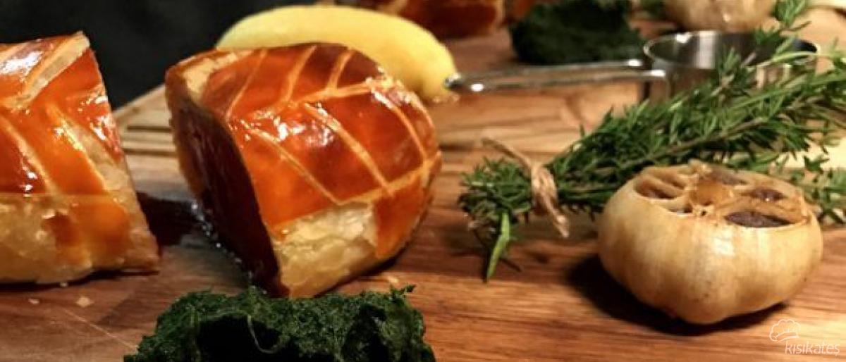 Toi: İsmet Saz'ın Chef's Table'ı