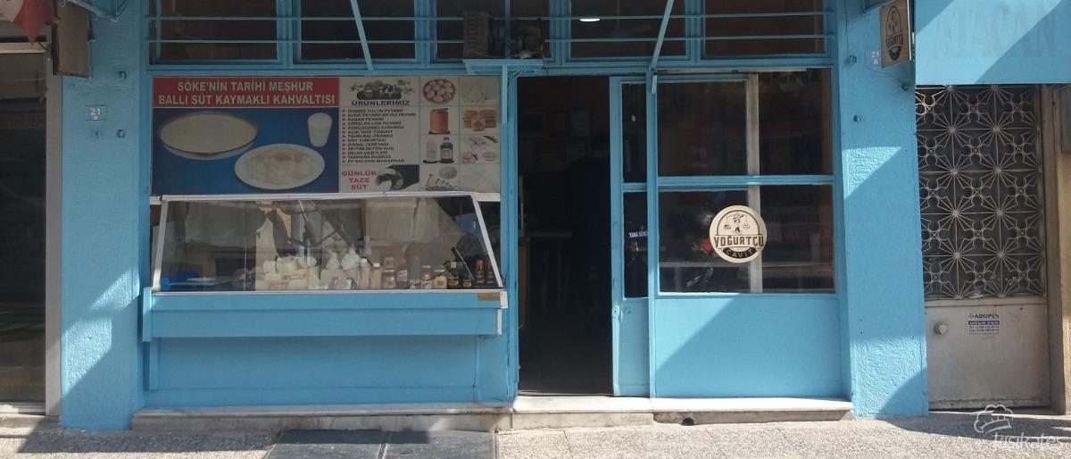 Yoğurtçu Cavit Kahvaltı Salonu - Aydın
