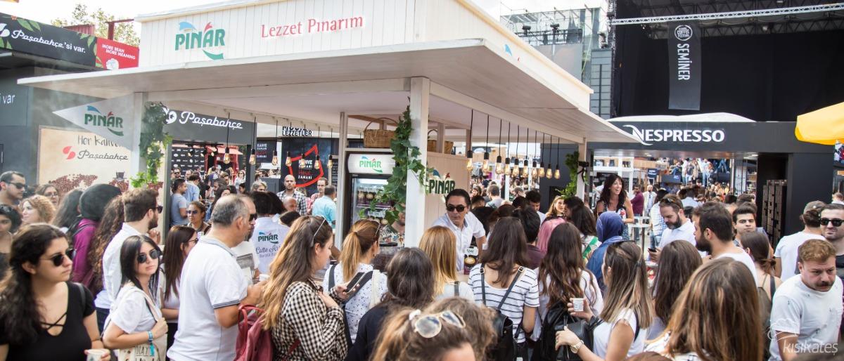 İstanbul Coffee Festival 2017