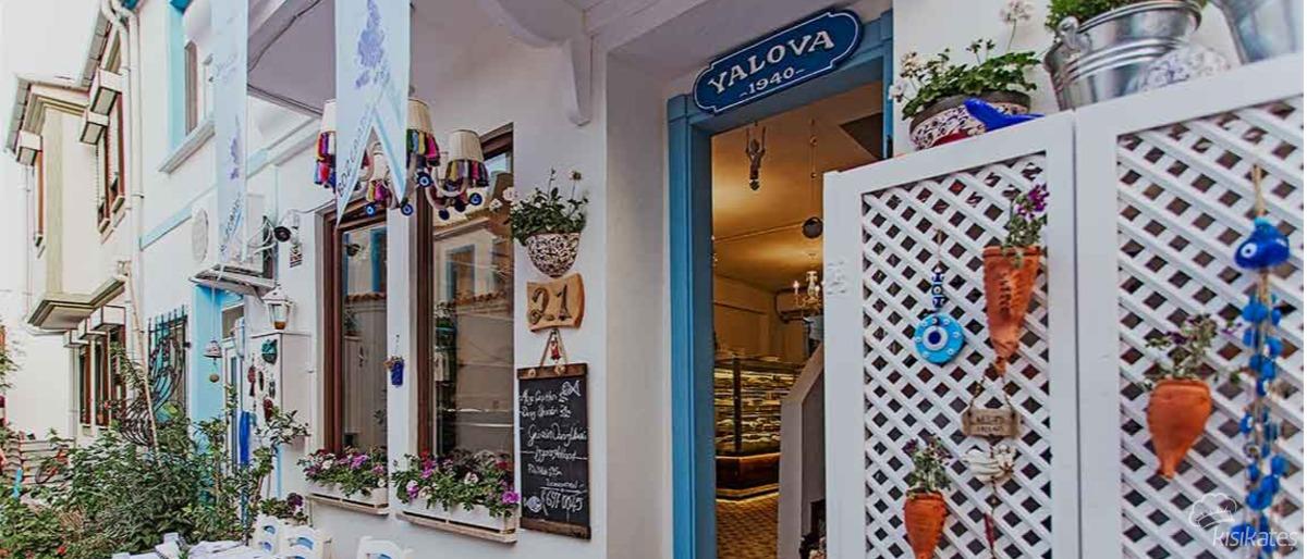 Yalova Restaurant - Çanakkale